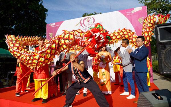 Lễ hội văn hoá Việt Nam - Hương Việt 2019 tại Đức
