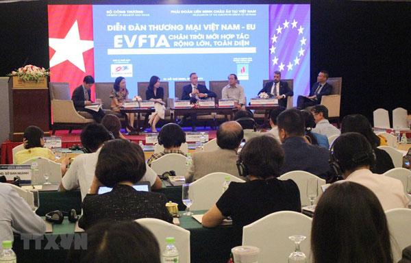 Thúc đẩy hợp tác thương mại-đầu tư giữa Việt Nam và EU