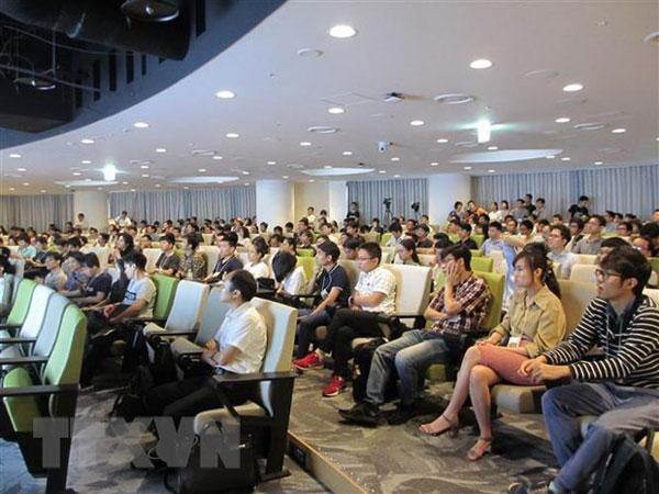 Gần 400 bạn trẻ dự hội thảo công nghệ lớn nhất của người Việt tại Nhật