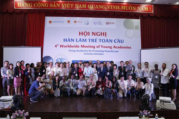 Hội nghị các Viện Hàn lâm trẻ thế giới lần thứ tư