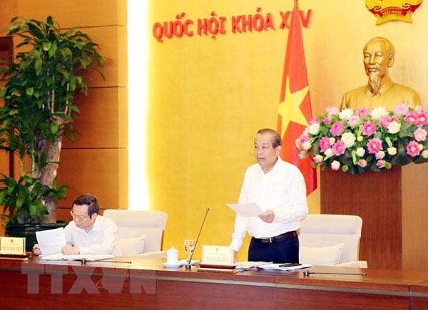 Nâng cao hiệu quả hợp tác nước ngoài về pháp luật, cải cách tư pháp