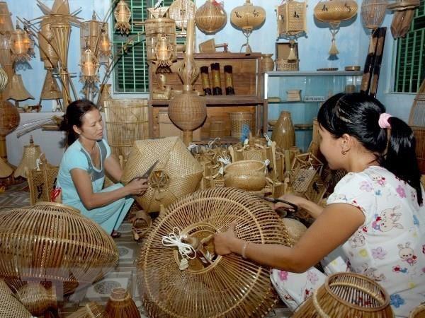 Tăng năng lực xuất khẩu hàng thủ công mỹ nghệ, làng nghề Việt Nam