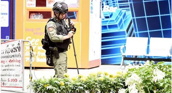 Các vụ đánh bom ở Thái Lan tuần qua có liên quan chính trị
