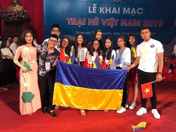 Cảm xúc Trại hè Việt Nam 2019: Mong ước ngày trở lại!