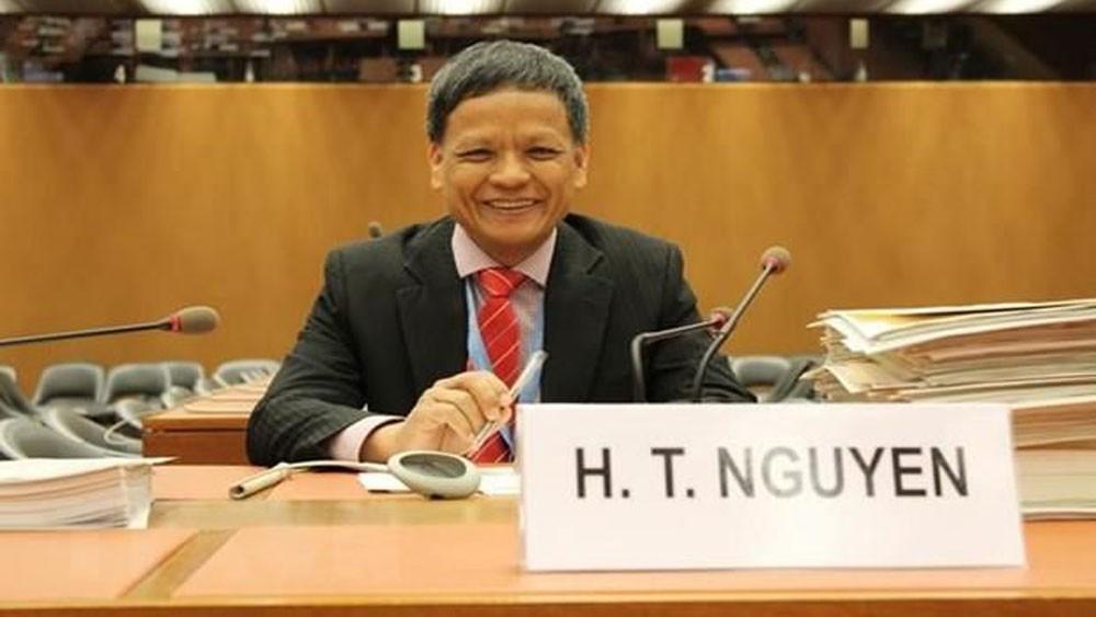 Thành viên Việt Nam tích cực đóng góp vào kỳ họp thứ hai, khóa họp 71 ILC