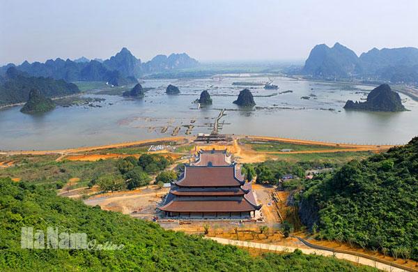 Hà Nam - Điểm du lịch tâm linh hấp dẫn