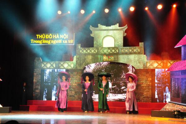 Thủ đô Hà Nội trong lòng người xa xứ