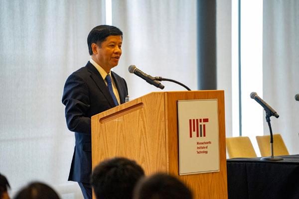 Thứ trưởng Ngoại giao Nguyễn Quốc Cường thăm làm việc tại Hoa Kỳ