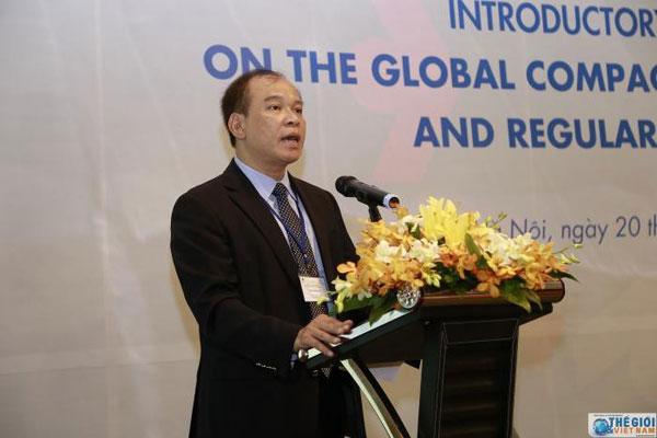 Hội nghị phổ biến Thỏa thuận toàn cầu về Di cư hợp pháp, an toàn và trật tự