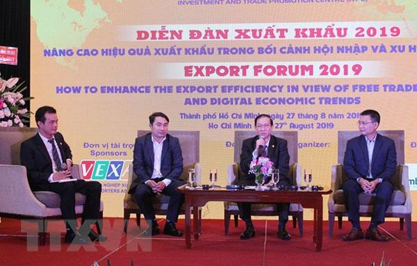 Tận dụng lợi thế từ hội nhập và kinh tế số để đẩy mạnh xuất khẩu