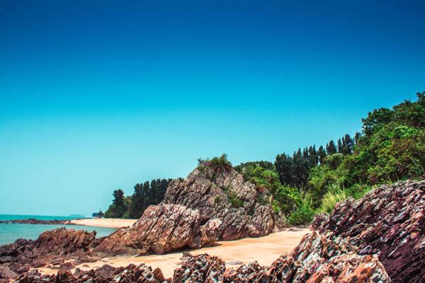 """Đảo Cái Chiên – """"Thiên đường bị bỏ quên"""" ở Quảng Ninh"""