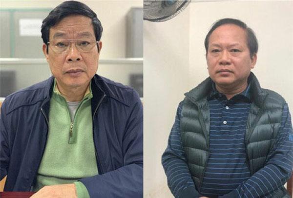 Ông Nguyễn Bắc Son nhận hối lộ 3 triệu USD