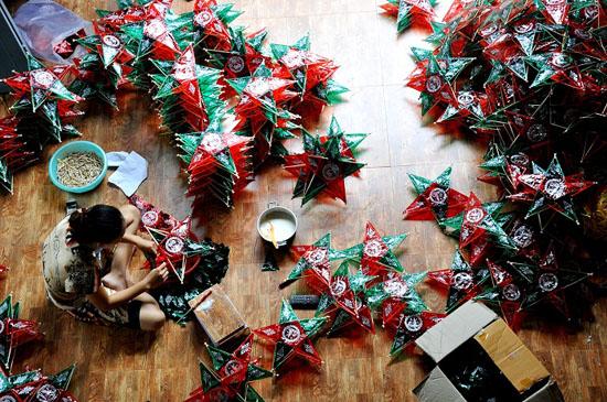 Ông Hảo - Làng nghề làm đồ chơi trung thu truyền thống mang đậm bản sắc văn hóa dân tộc