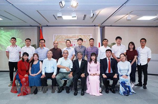 Nhật Bản: Thành lập Hội người Việt Nam tại khu vực Fukuoka