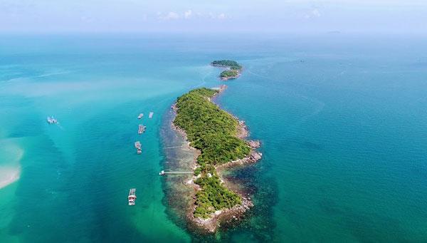 Thiên đường mới trên đảo Phú Quốc