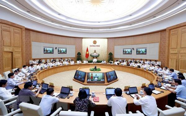 Chính phủ yêu cầu bảo đảm tiến độ hoàn thành các dự án trọng điểm