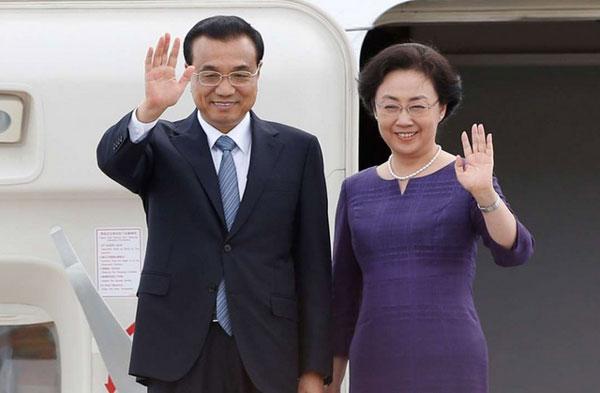Thủ tướng Trung Quốc thăm Nga, thúc đẩy quan hệ hợp tác kinh tế