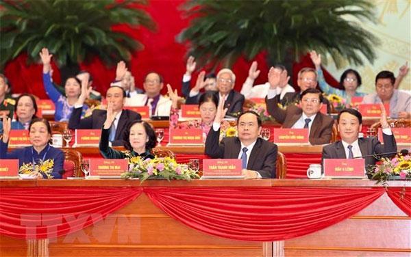 Kiểm điểm hoạt động của Ủy ban, Đoàn Chủ tịch MTTQ Việt Nam khóa VIII