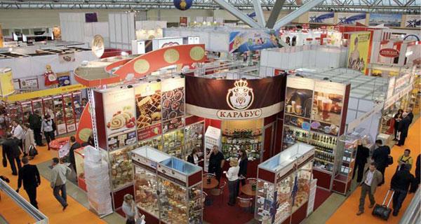 Việt Nam tham dự Hội chợ thực phẩm quốc tế 2019 tại Moskva
