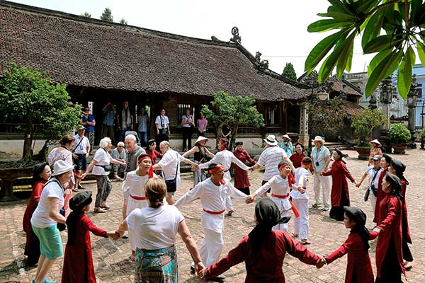 Phú Thọ - miền đất của những di sản văn hóa và danh thắng