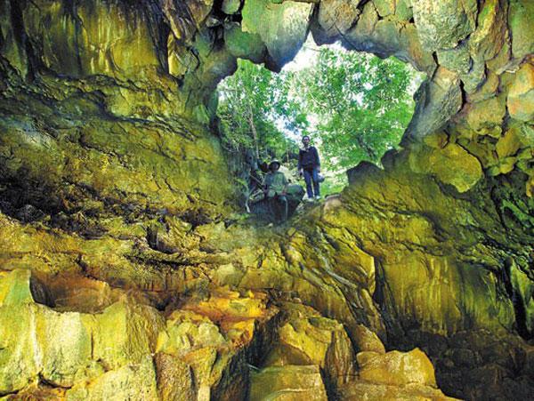 Hang động núi lửa Krông Nô được đề cử là công viên địa chất toàn cầu