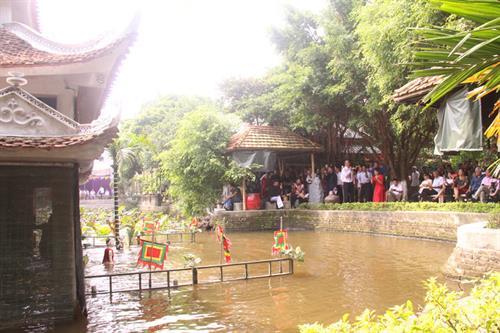 Lan tỏa nghệ thuật múa rối nước Đồng Ngư