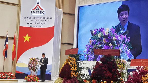 Hội nghị xúc tiến thương mại Thái Lan – Việt Nam quốc tế mở rộng
