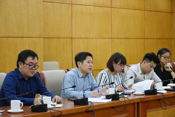 Ủy ban Nhà nước về NVNONN làm việc với Sở Ngoại vụ tỉnh Thừa Thiên Huế