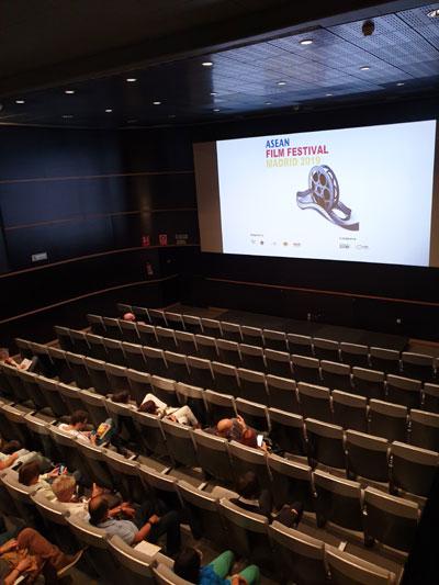 Việt Nam tham dự Liên hoan phim ASEAN tại Tây Ban Nha