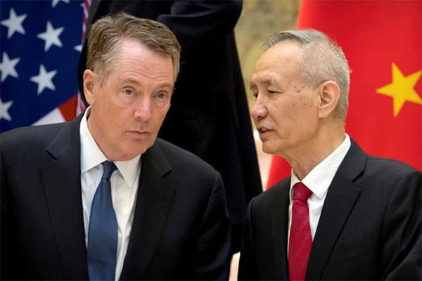 Đàm phán thương mại Mỹ - Trung Quốc khởi đầu thuận lợi