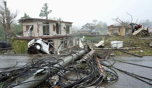 Bộ Ngoại giao sẵn sàng hỗ trợ công dân Việt trong cơn bão Hagibis tại Nhật Bản