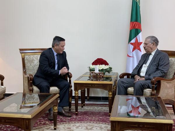 Algeria mong muốn củng cố quan hệ hữu nghị truyền thống với Việt Nam