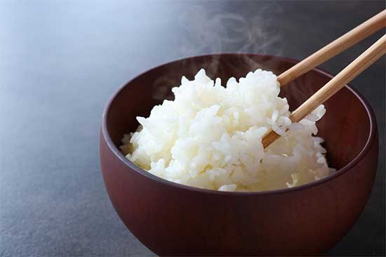 Bữa cơm gạo mới