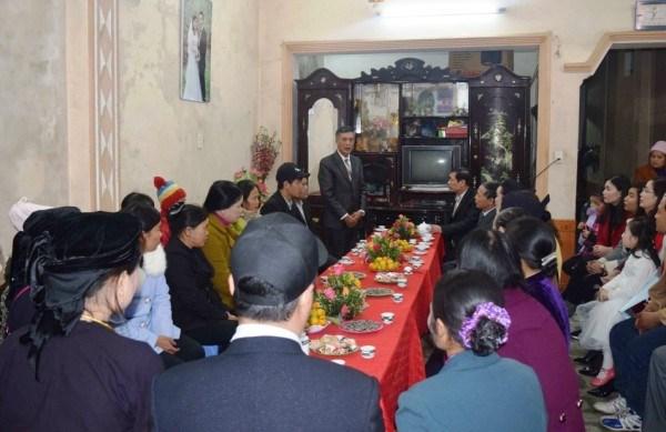 Đặc sắc hát quan lang trong đám cưới người Tày ở Cao Bằng