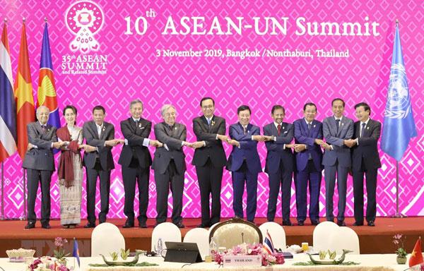 Hội nghị Cấp cao ASEAN-Liên hợp quốc lần thứ 10