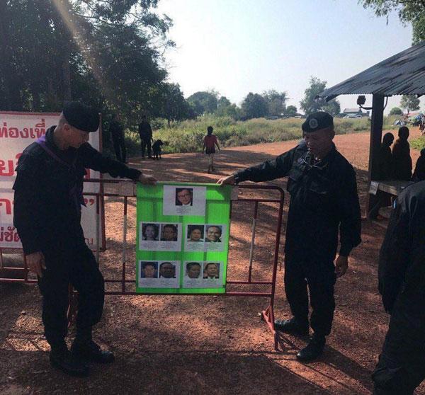 Tạm thời đóng cửa các cửa khẩu phụ dọc biên giới Campuchia-Thái Lan