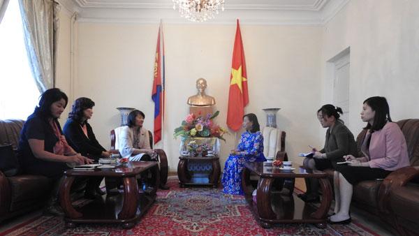 Cơ hội cho người lao động Việt Nam sang Mông Cổ làm việc