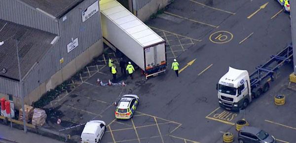 Bộ Công an cung cấp thông tin mới nhất về các nạn nhân ở Essex, Anh