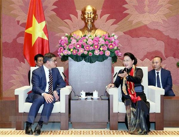 Việt Nam đánh giá cao quan hệ hợp tác với các bang của Đức