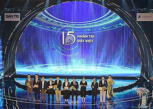 VietSearch đạt Giải khuyến khích tại Giải thưởng Nhân tài Đất Việt 2019