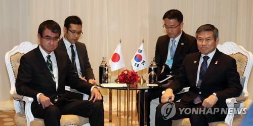 Mỹ gây sức ép để Nhật-Hàn nối lại hiệp ước chia sẻ thông tin tình báo
