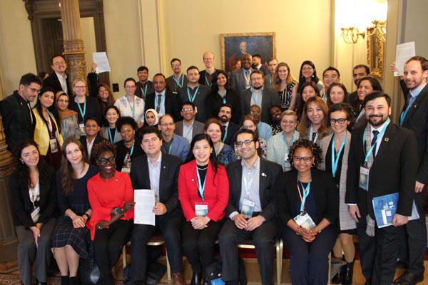 Viện Hàn lâm trẻ toàn cầu ra Tuyên bố chung về tôn chỉ hoạt động