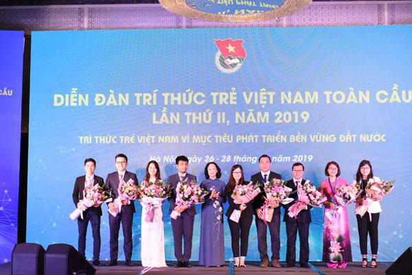 Trí thức trẻ Việt Nam vì mục tiêu phát triển bền vững đất nước