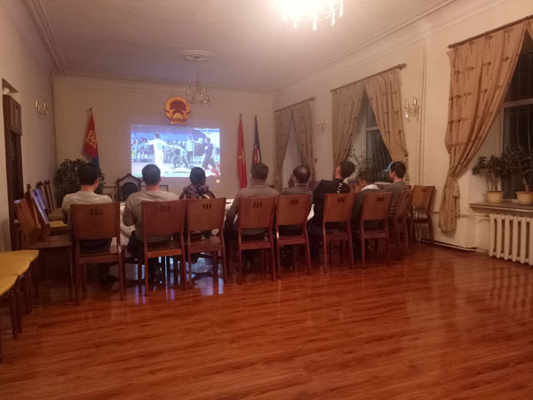 Cuộc hội ngộ tuyệt vời của người Việt tại Mông Cổ