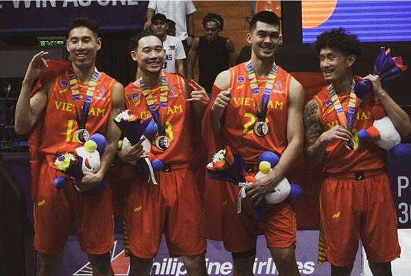 Tuyển thủ Việt kiều ở SEA Games 30