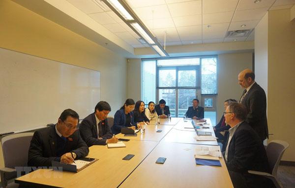 Thúc đẩy hợp tác hiệu quả giữa Quốc hội Việt Nam và Canada