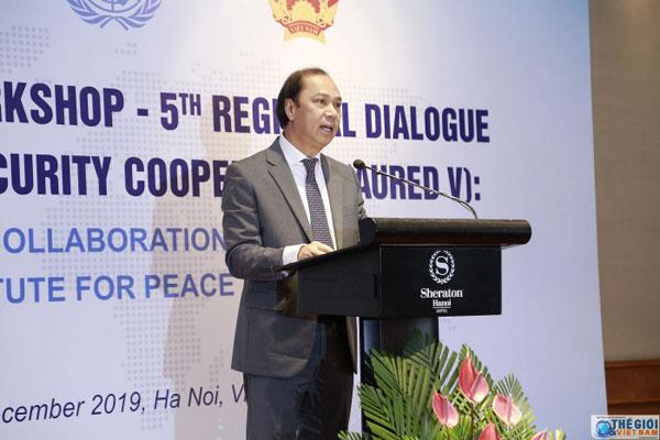 Hội thảo ASEAN-Liên hợp quốc lần thứ 7 – Đối thoại khu vực lần thứ 5 về hợp tác chính trị an ninh