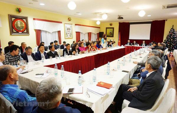 Nhiều hoạt động nhằm kỷ niệm 70 năm quan hệ ngoại giao Việt Nam-Séc