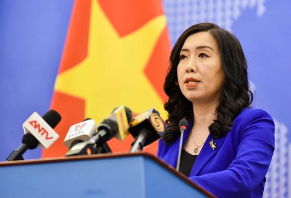 Bộ Ngoại giao theo dõi sát hoạt động di dời của người Việt ở Biển Hồ