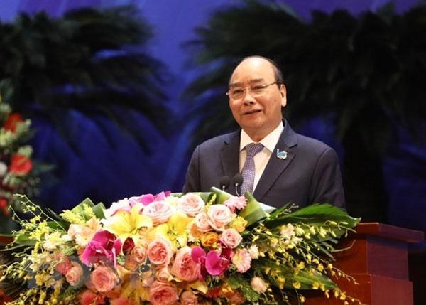 Thủ tướng: Thanh niên cần có khát vọng xây dựng đất nước giàu mạnh